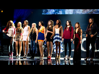 American Idol reveals the top 10 girls!