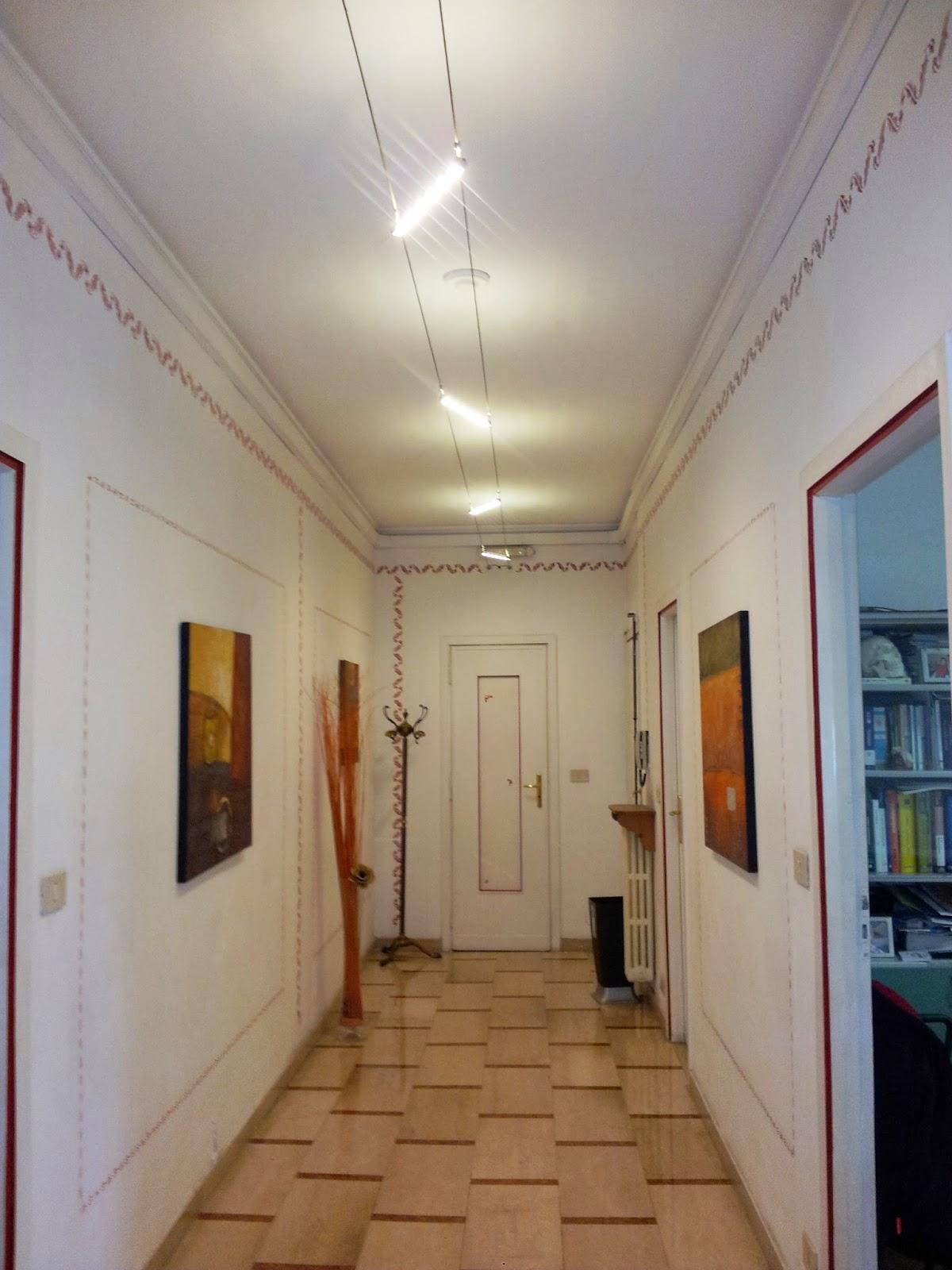 Illuminazione led casa gennaio 2015 for Illuminazione interni casa