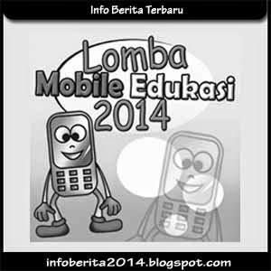 Lomba Mobile Edukasi 2014