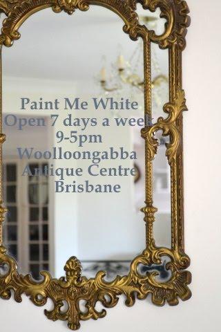 Paint Me White