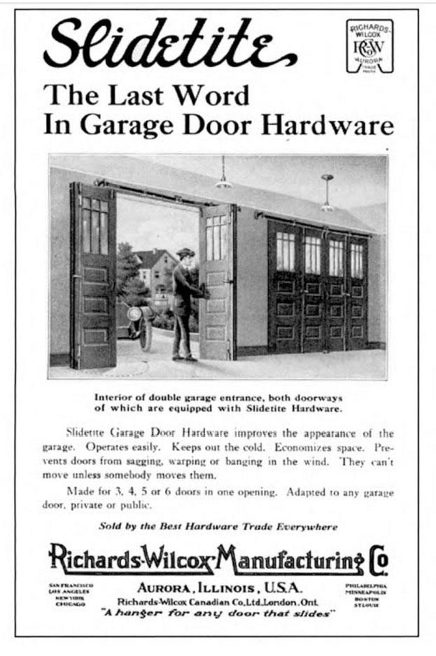 Sectional Overhead Doors Richards Wilcox Commercial