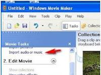 Cara Membuat Video dari Foto   Windows Movie Maker