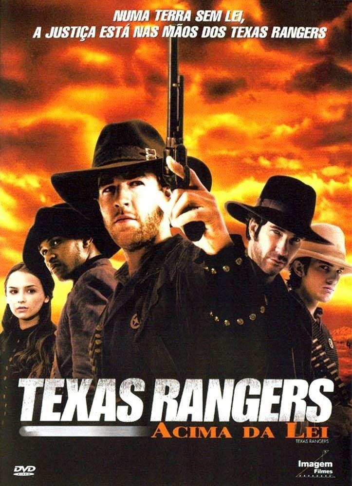 Texas Rangers – Acima da Lei – HD 720p