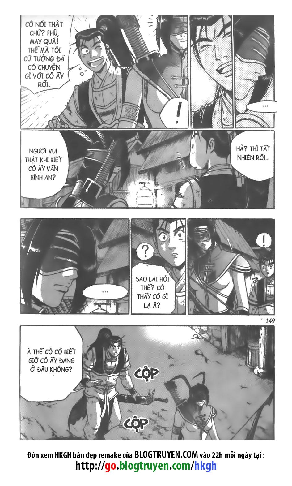 Hiệp Khách Giang Hồ chap 277 page 10 - IZTruyenTranh.com