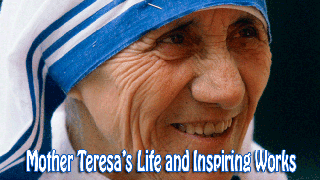 the life charitable contributions and influence of mother teresa David van biema, the author of mother teresa: the life and works of a modern saint, is working on a book about the cultural history of the psalms david van biema is the author of mother teresa: the life and works of a modern saint .