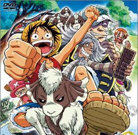 One Piece Episode 136 - 138 Subtitle Indonesia Goat Island Arc