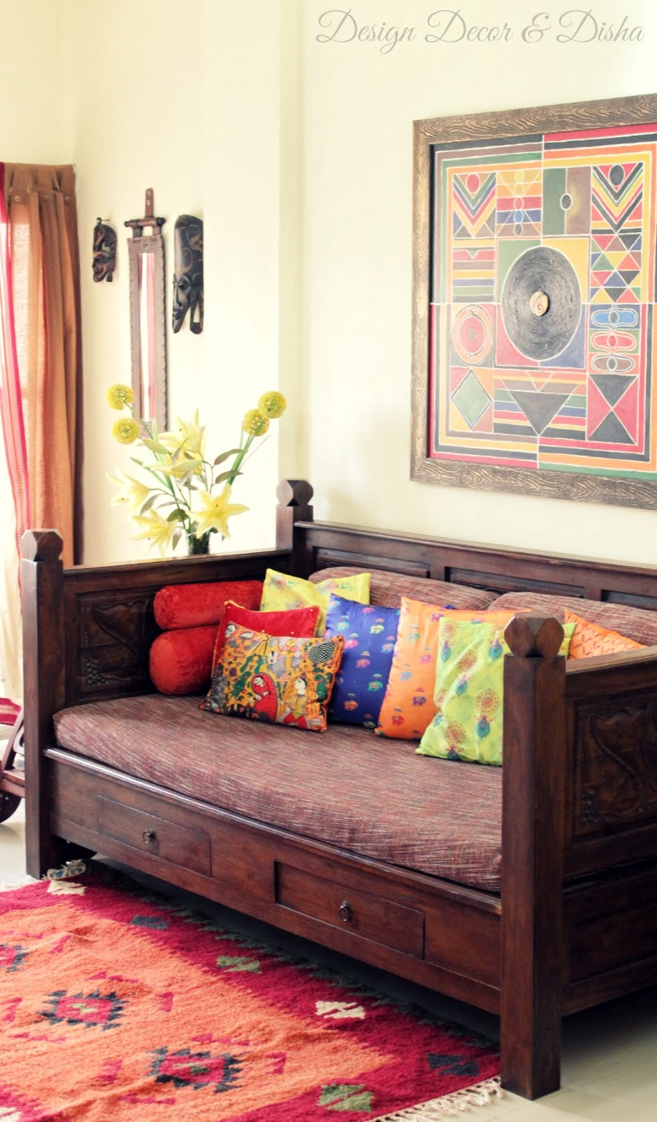 1000 ideas about indian living rooms on pinterest for Indian house decor