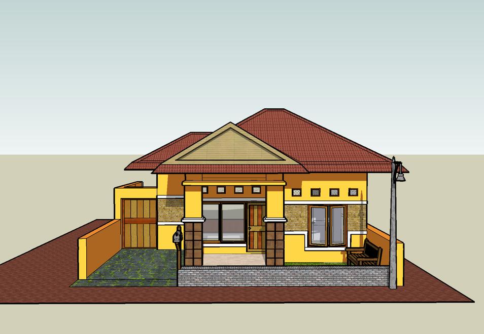 Desain Rumah Sederhana 2408110227