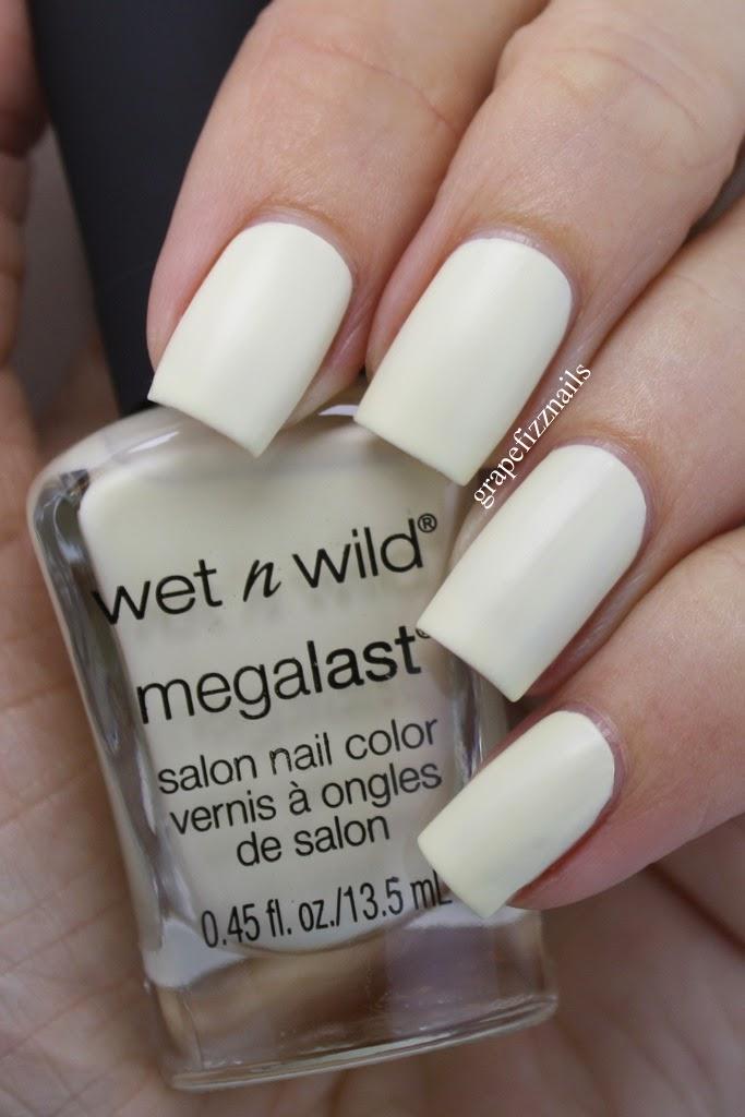 Grape Fizz Nails: Wet n Wild LAC - My Mani?