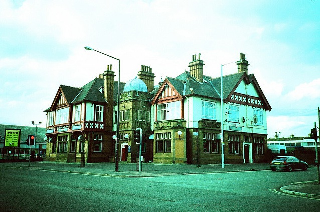 Pubs of Manchester: Midway, Stockport Road