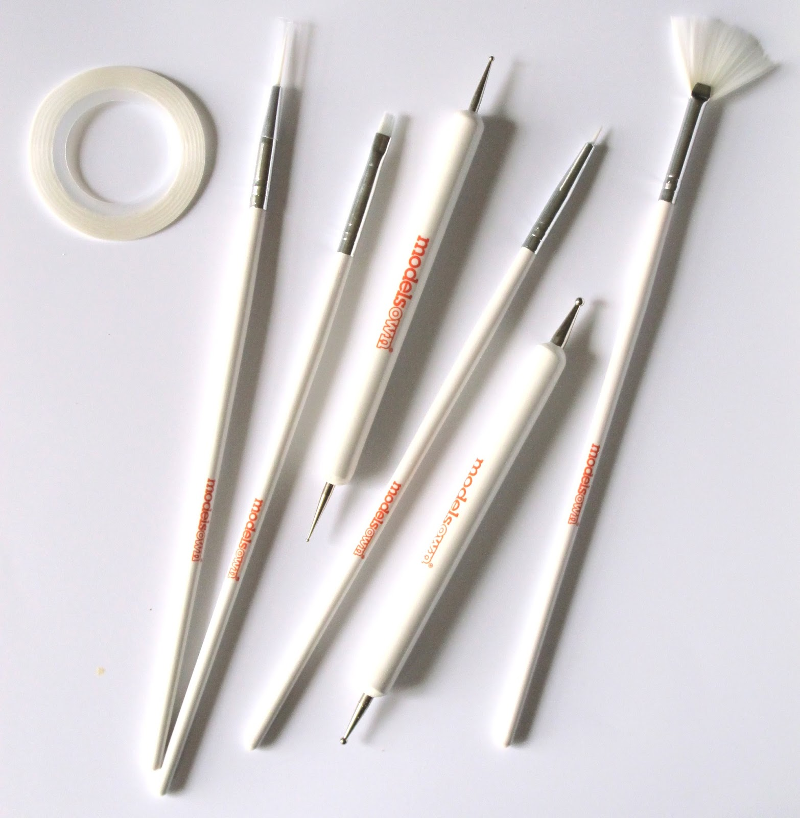 One Nail To Rule Them All: Models Own Nail Art Tool Kit Review + ...