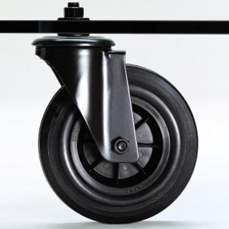 wunderkammer *: el objeto de la semana: tavolino con ruote (mesa ... - Ruedas Para Mesa