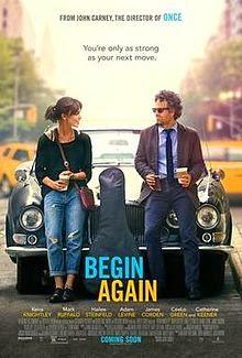 Begin Again (2014) Poster