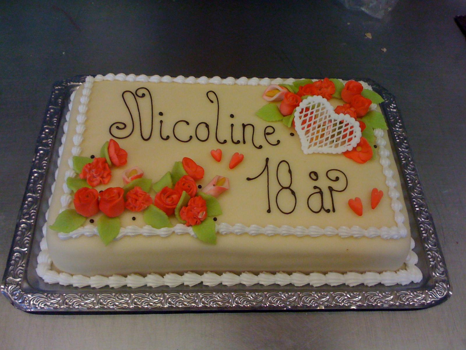 ønsker 18 års fødselsdag