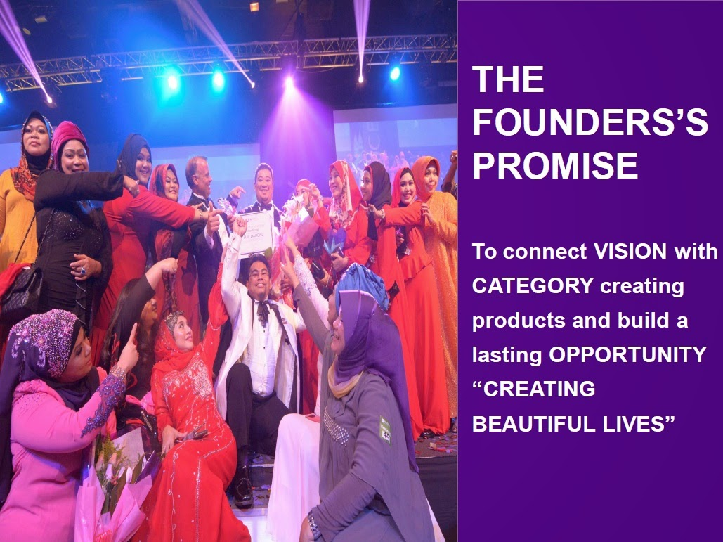 FOUNDERS PROMISE