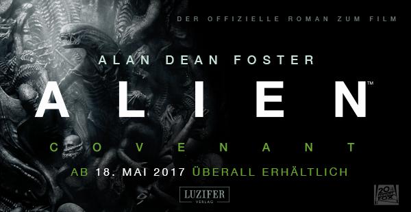 Die Aliens überfallen den Luzifer Verlag