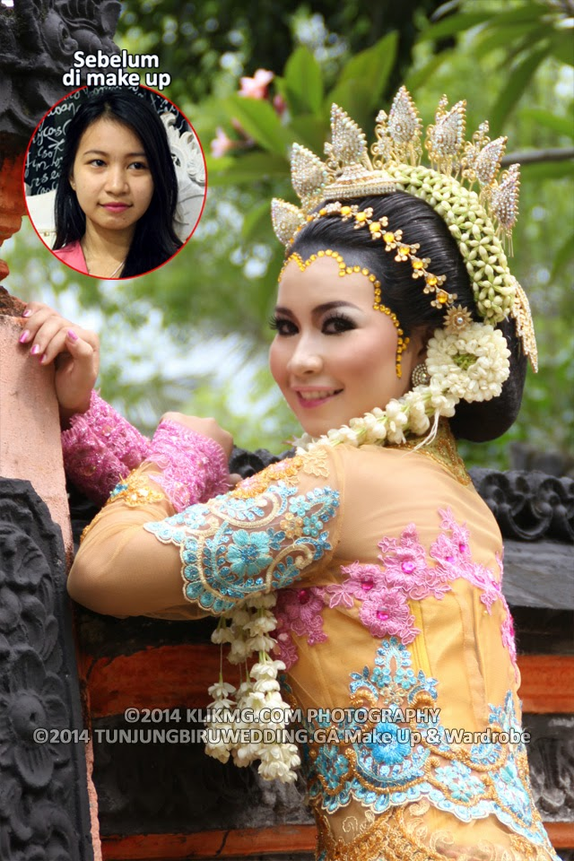 Rias Pengantin Madura - Make Up & Busana oleh : Tunjungbiruwedding.ga - Foto oleh : Klikmg Fotografi   Talent : Velita