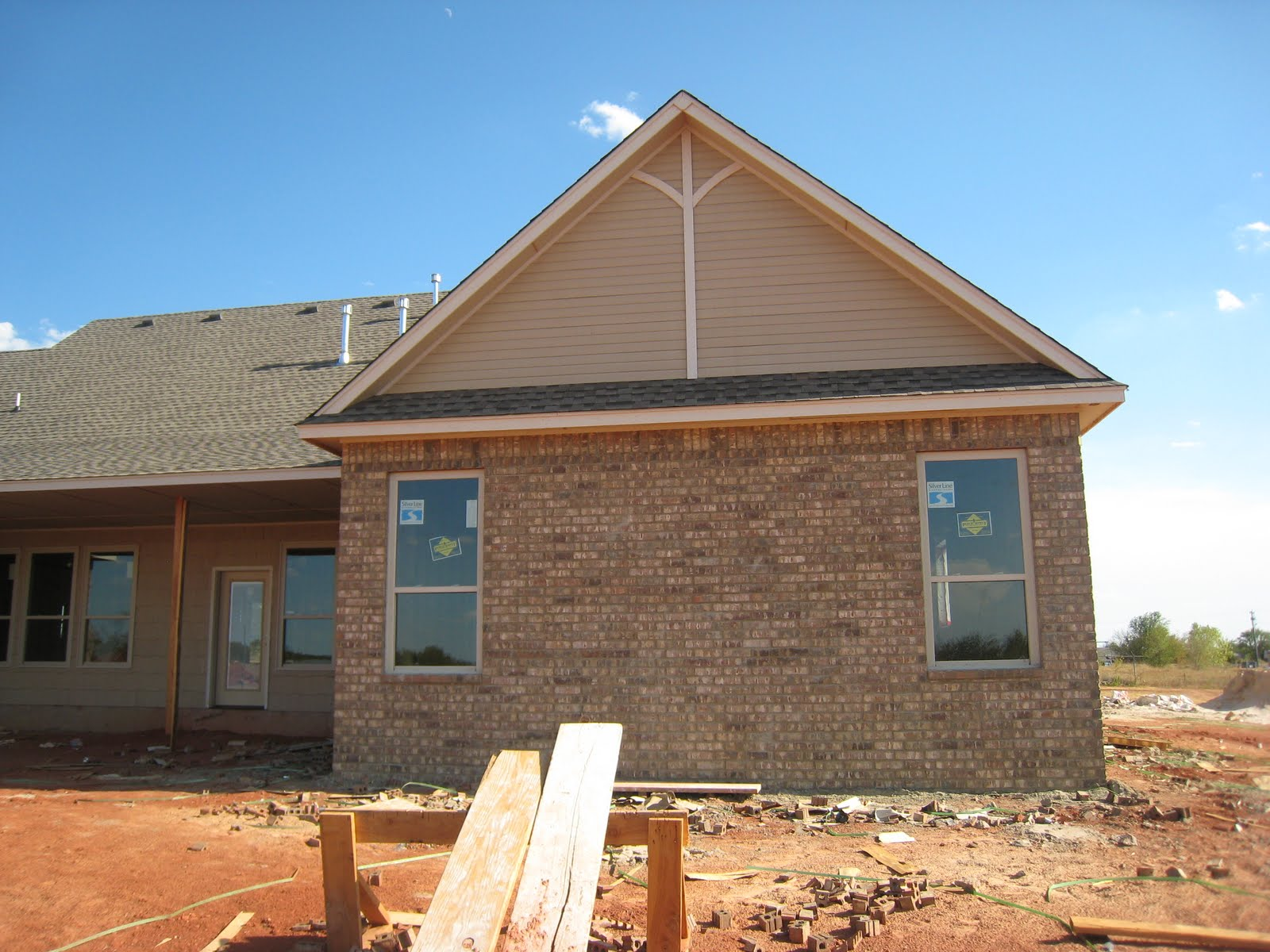 New Home In Moore Ok