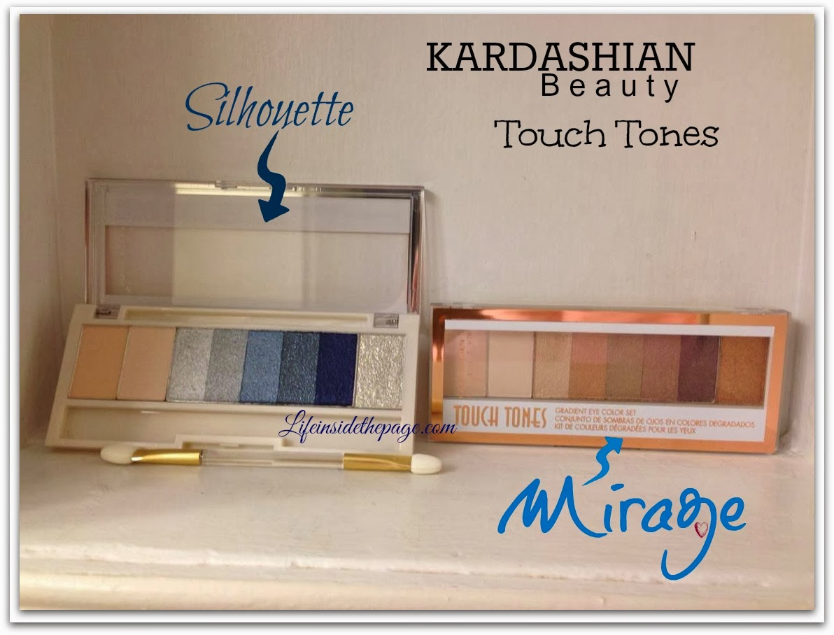 Department: beauty | KARDASHIAN beauty | Touch Tones Eye Color Set