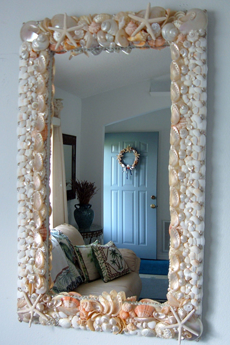 Places To Go Things To Buy The Shell Mirror