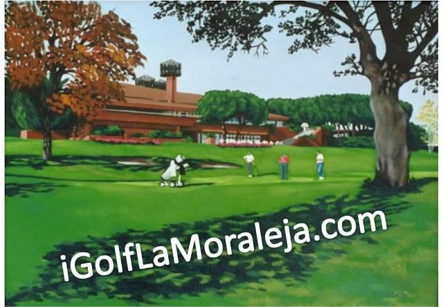 iGolfLaMoraleja.com