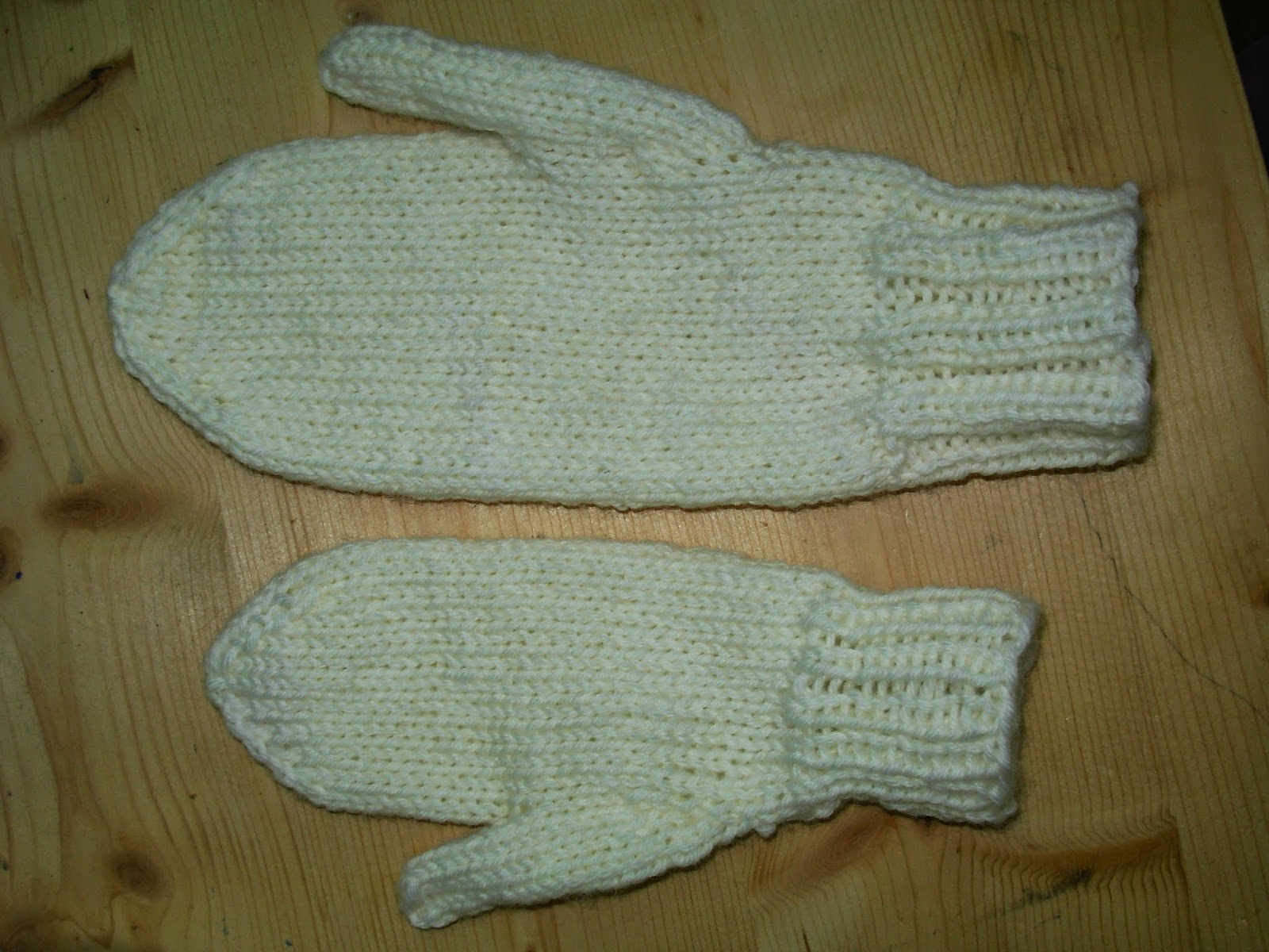 Handschuhe zur Geschichte