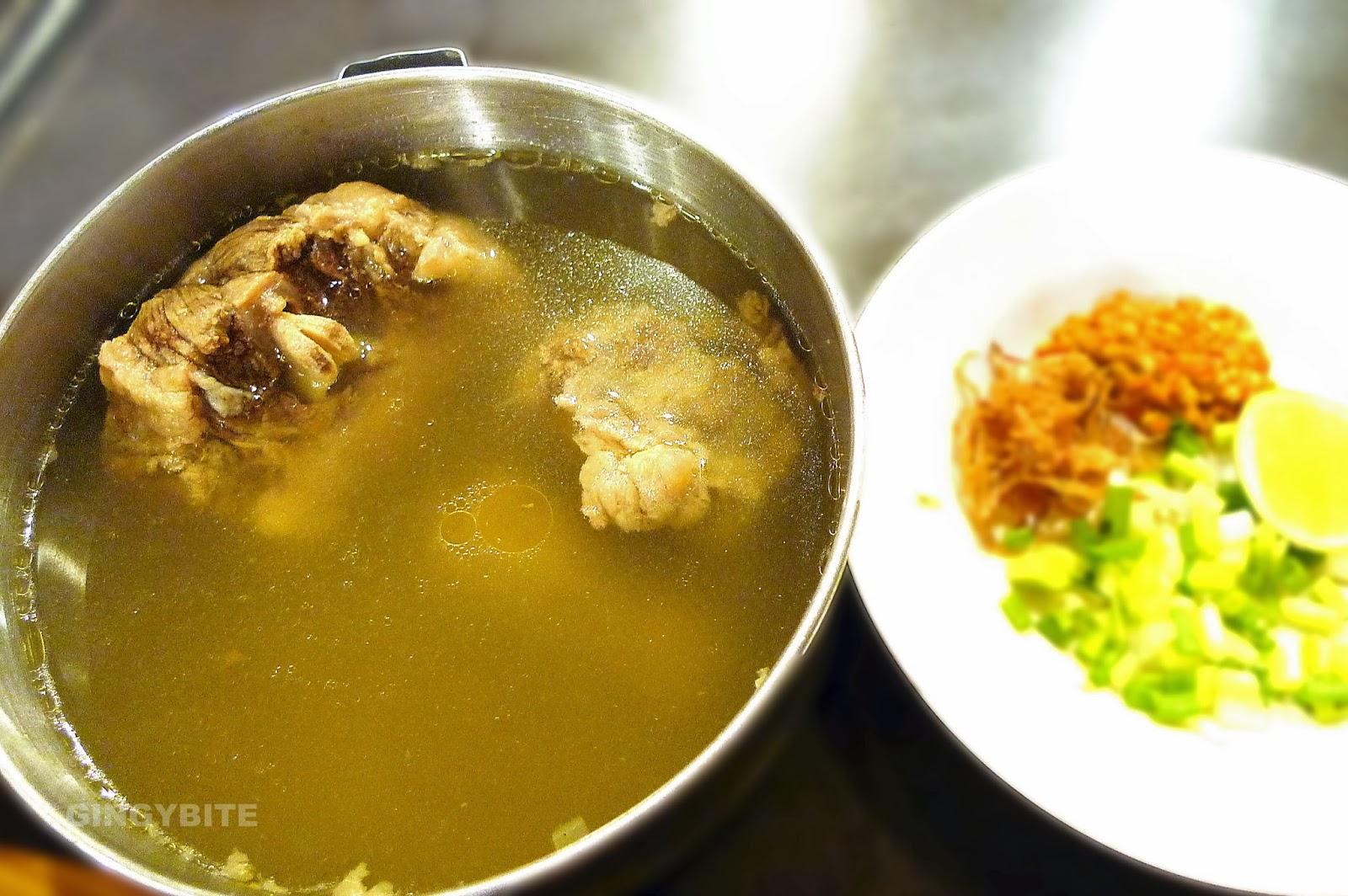 sup buntut