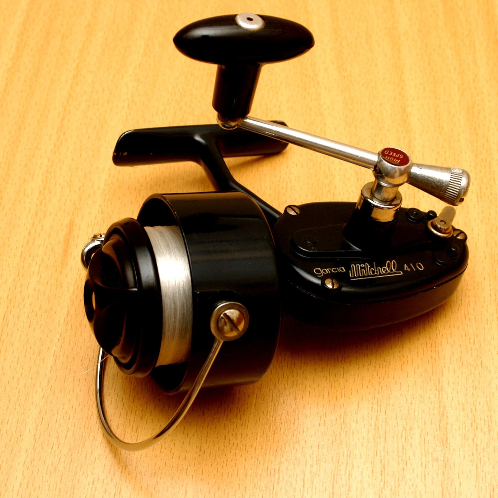 the fishing blog mitchell fishing reels