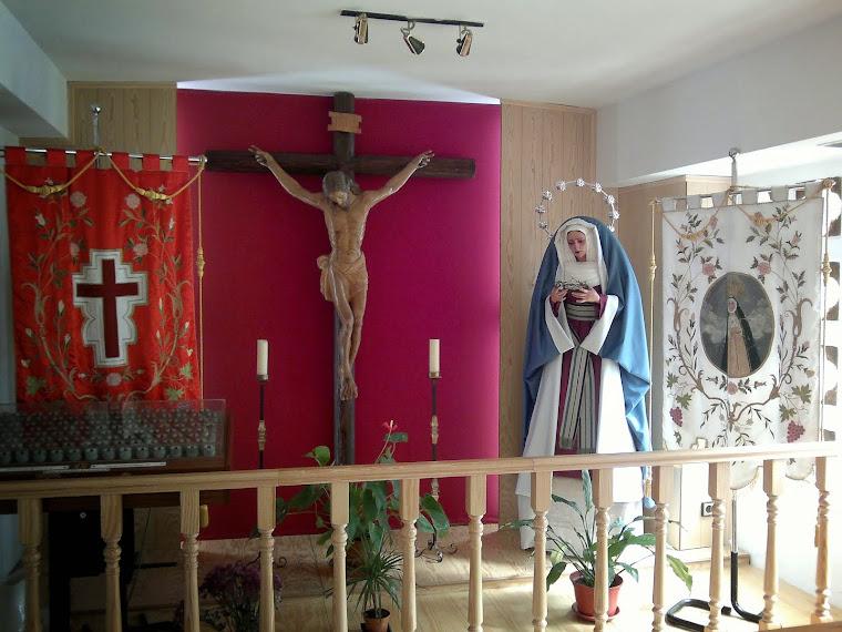Hermandad y cofradia del Cristo de la Preciosa Sangre y Nuestras Señora de los Dolores