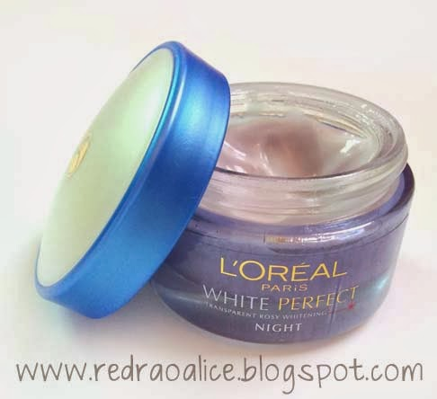 Skin Care, Beauty Regime, Winter Skincare, L'Oreal White Perfect Night repair Cream:
