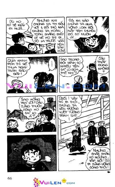 Jindodinho - Đường Dẫn Đến Khung Thành III  Tập 4 page 66 Congtruyen24h