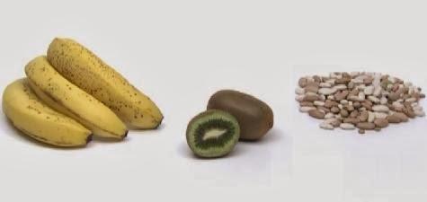 fibra insoluble en vegetales frutas