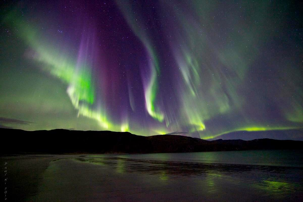 World to 6 days of darkness in a solar storm in December 2014