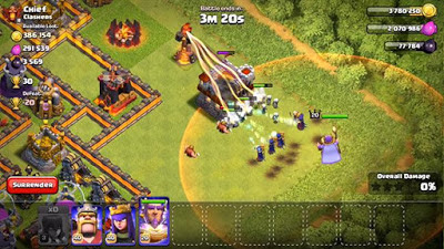 Inilah Grand Warden Hero Terbaru Clash of Clans