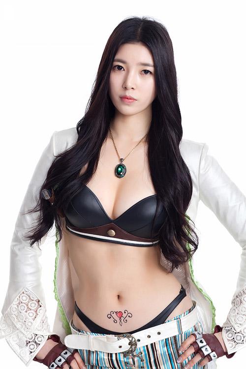 Đẳng cấp tự sướng khoe hàng của girl Hàn Xẻng
