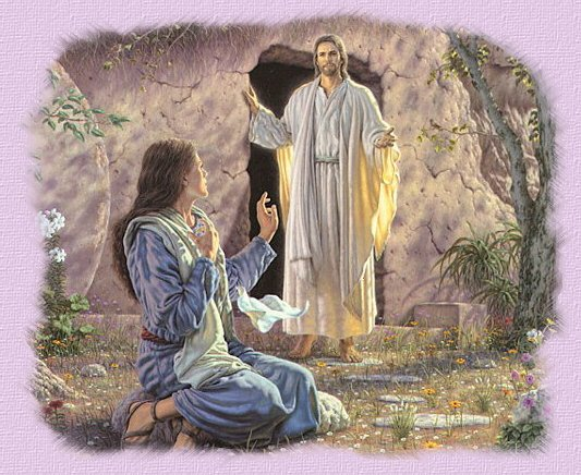 jesus feltamadasa