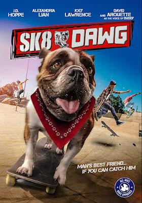 Sk8 Dawg 2018 DVD R1 NTSC Sub