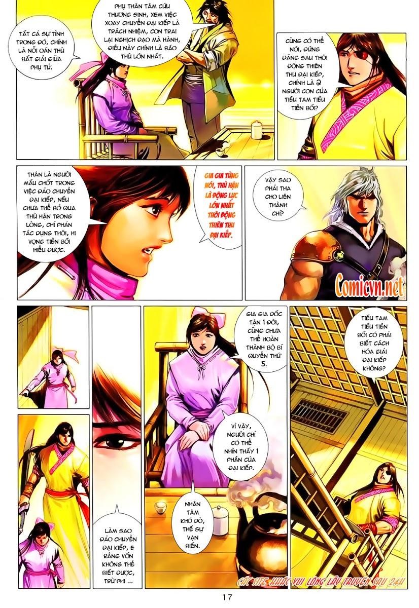 Phong Vân chap 642 Trang 17 - Mangak.info