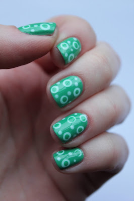 Essie Mojito Madness Models Own Apple Pie Double Dotticure