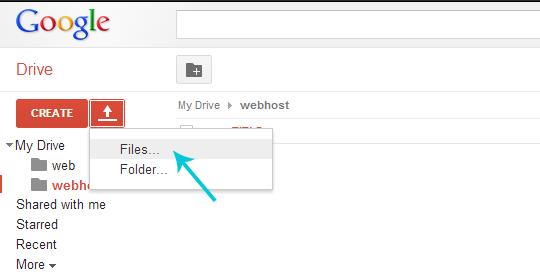 SEMUA ADA DISINI: Cara Hosting File HTML,CSS dan Javascript dengan Google Drive di Blogger