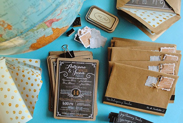 creativas invitaciones
