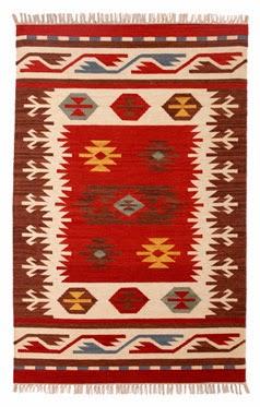 Y un poco de dise o las alfombras orientales llegan a for Tappeti kilim leroy merlin