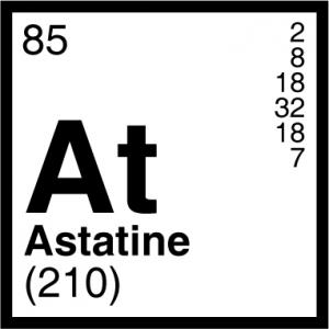 Sci Tidbits: Science for everyday life: Astatine - Element ...