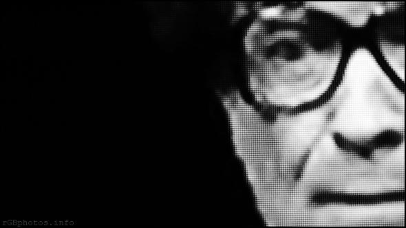 Fotografia in bianco e nero di Gioele Dix