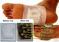 PREMIUM GOLD SLIMMING FOOT PATCH
