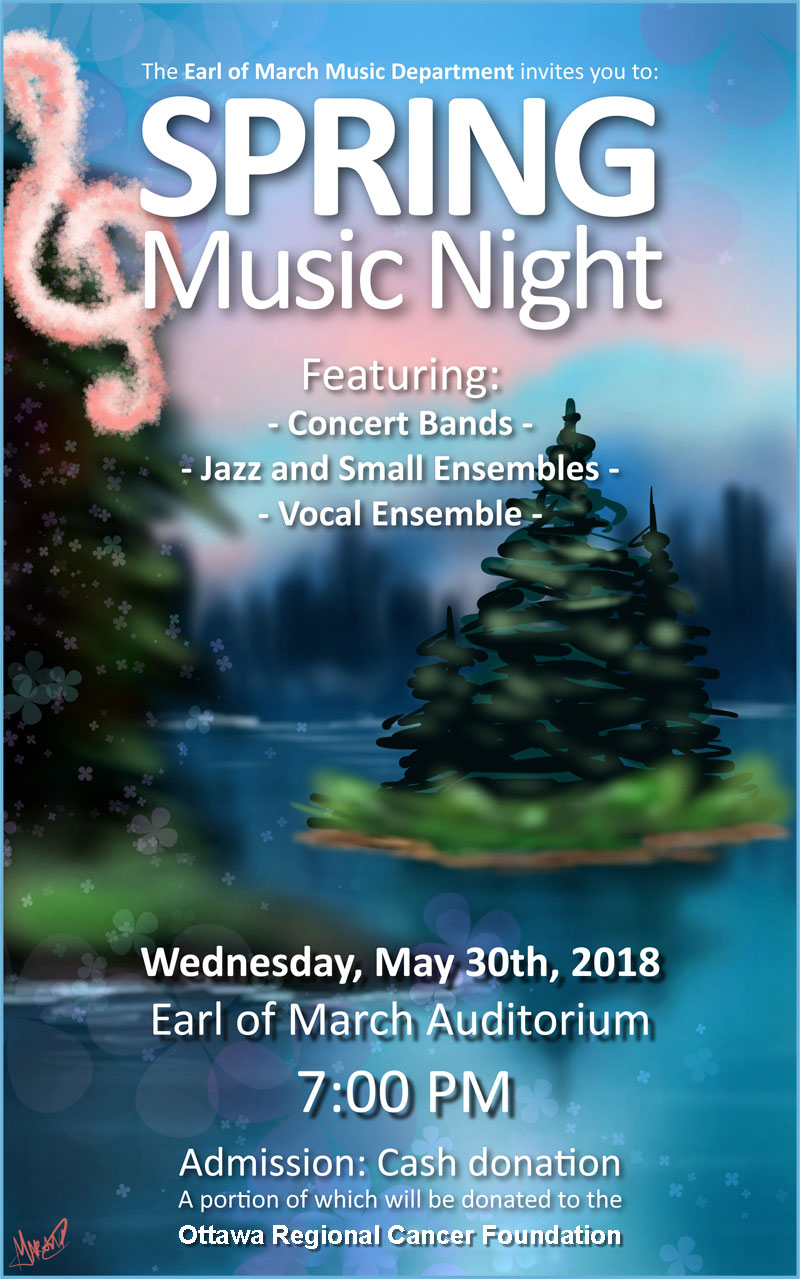 UPCOMING EOM BAND CONCERT