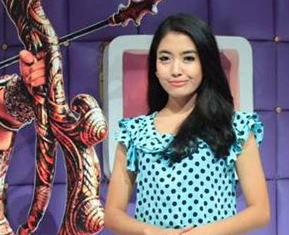 rizky Yang Menjadi Pemenang Panah Asmara Arjuna tadi malam 20 Desember 2014