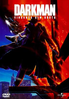 Baixar Darkman: Vingança Sem Rosto Download Grátis