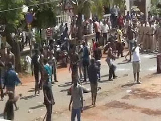 Man from Nigeria Beaten to Death in India.