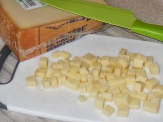 swiss cheese parade frittata con formaggio svizzero gruyere dop(2°ricetta)